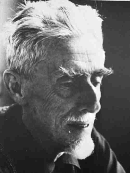 M. C. Escher, 1971.