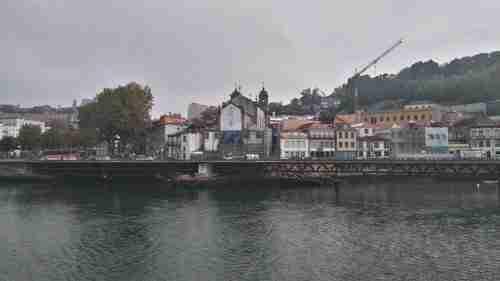 Vista do Porto, um dos locais para visitar