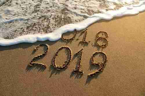 Boas Festas e Bom Ano de 2019