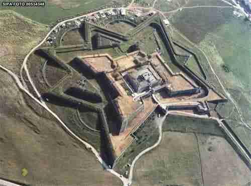 Linhas de Elvas e Forte de Santa Luzia