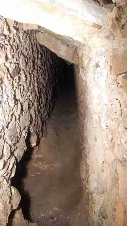 Tuneis Labirinticos Forte de Elvas