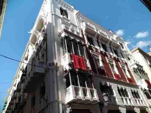 Cidade de Valência Espanha