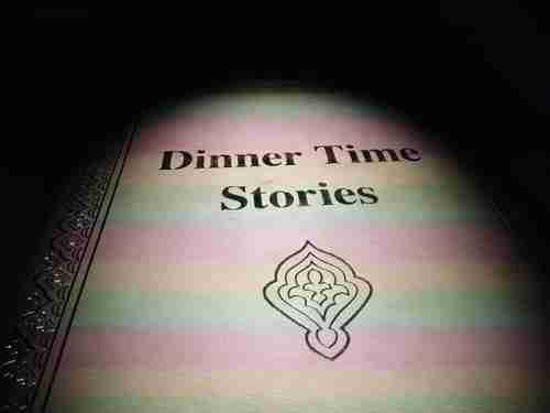 Dinner Time Stories; Viagens de Marco Polo com o Petit Chef