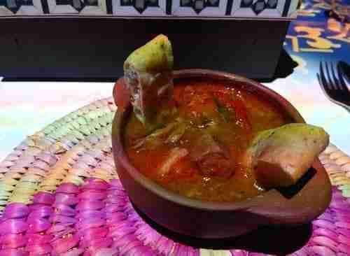 Petit Chef com Tagine de Cordeiro com Cuscus Arabia