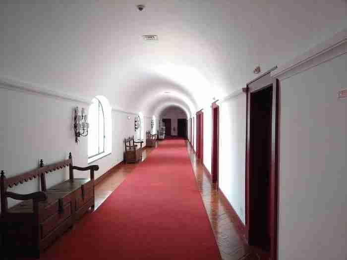 As Celas do Convento de São Francisco