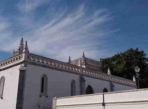 Convento da Conceição Freira Mariana Alcoforado