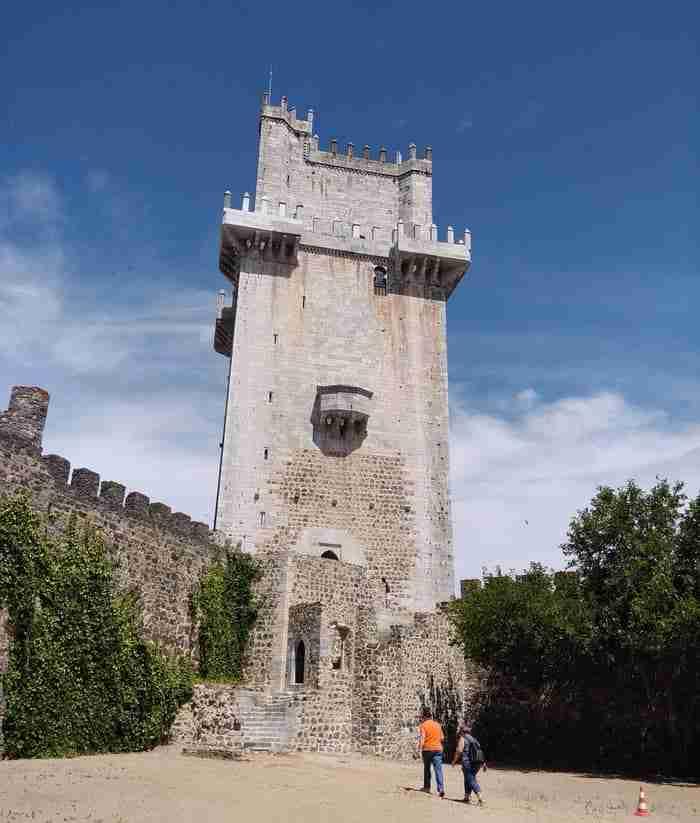 Torre de Menagem do Castelo de Beja, antiga Pax Julia