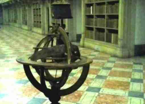Descobrir Portugal Biblioteca de Mafra