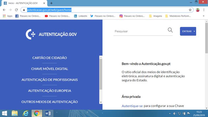Portal de Autenticação