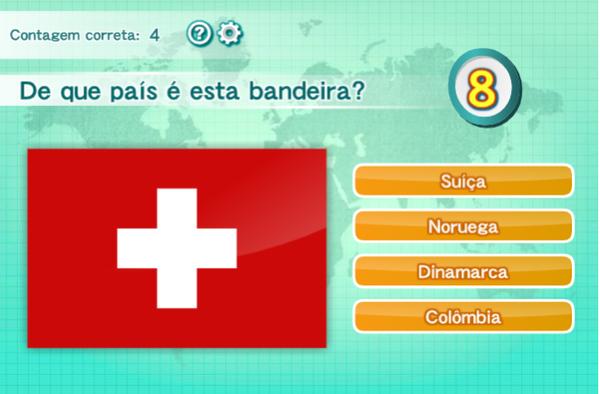 Jogos das Bandeiras do Mundo