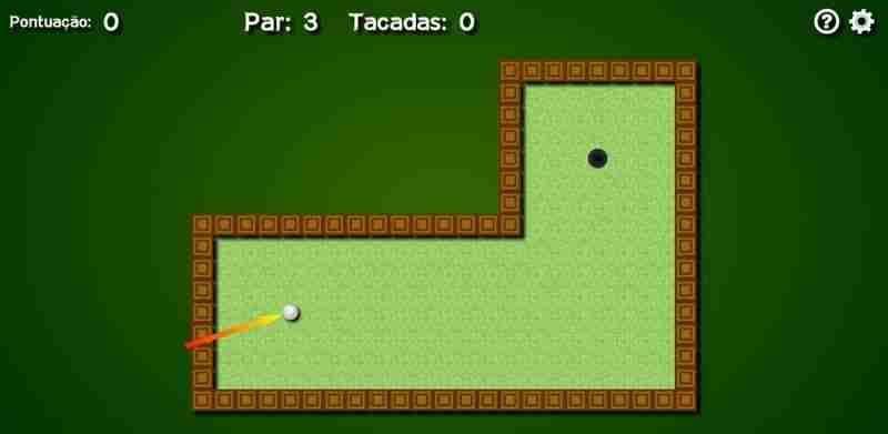 Fig 1 Jogar Mini Golf Online