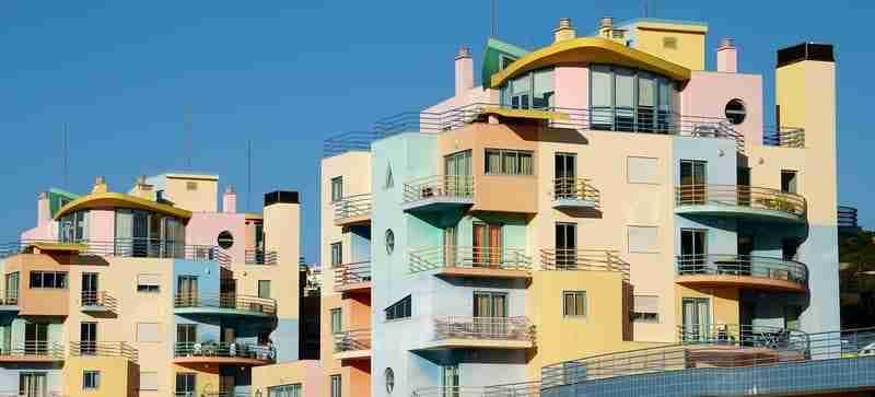Mercado imobiliário em Portugal; alojamento familiar