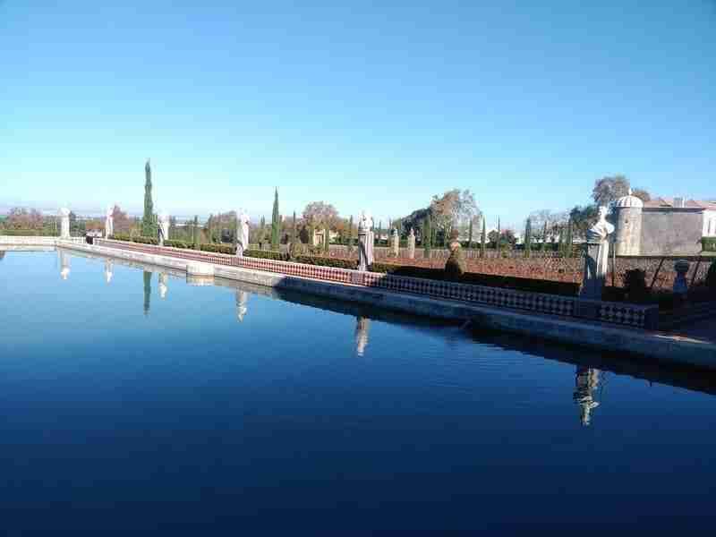 Lago Palácio da Bacalhoa