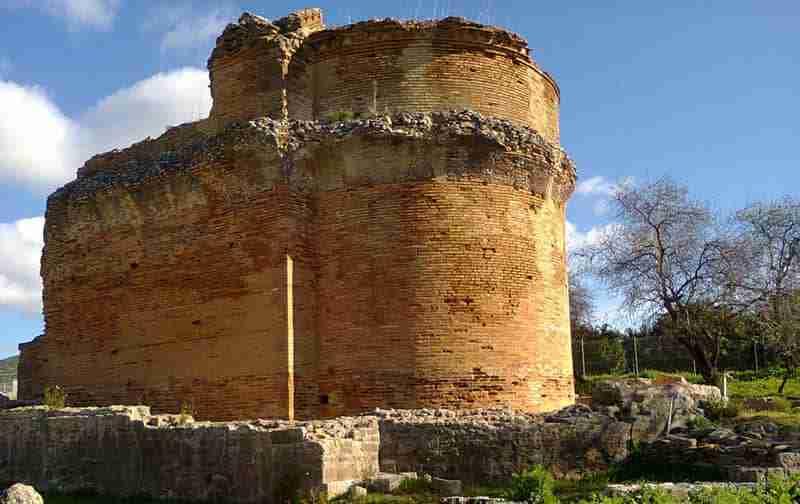 O Templo da Villa de Milreu