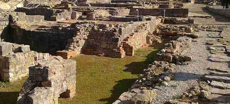 Ruínas Romanas de Milreu; Autor Master Fixe; CC BY-SA 4.0
