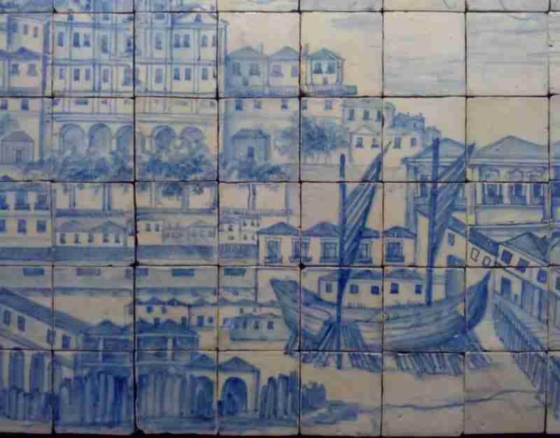 Ribeira das Naus Museu do Azulejo Fonte RickMorais, CC BY-SA 4.0 httpscreativecommons.orglicensesby-sa4.0, via Wikimedia Commons