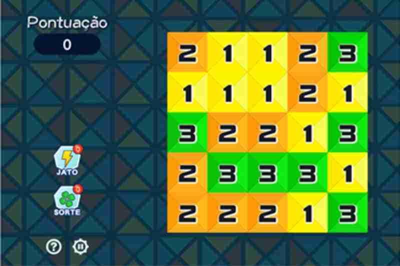Fig 2 Procurar bloco com maior número de algarismo iguais